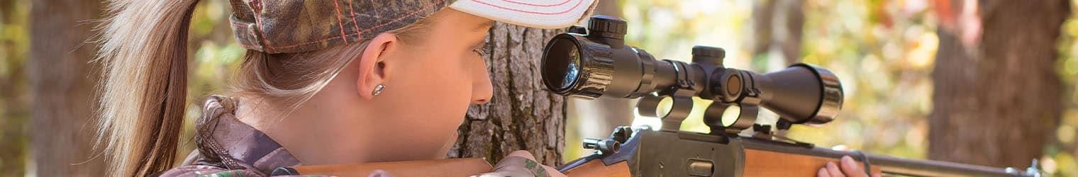 Jagdscheinkurs für Frauen